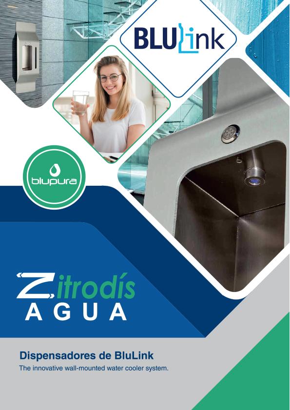 Zitrodís agua - Dispensadores Agua Purificada Blupura - BluLink