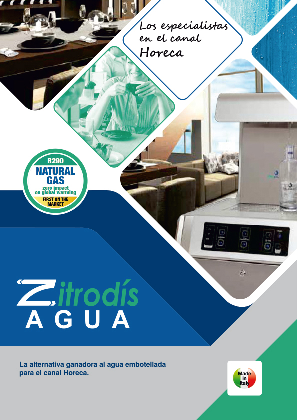 Zitrodís agua - Dispensadores Agua Purificada Blupura - HORECA