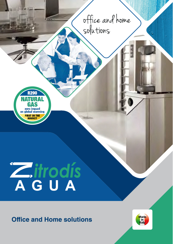 Zitrodís agua - Dispensadores Agua Purificada Blupura - Office and Home